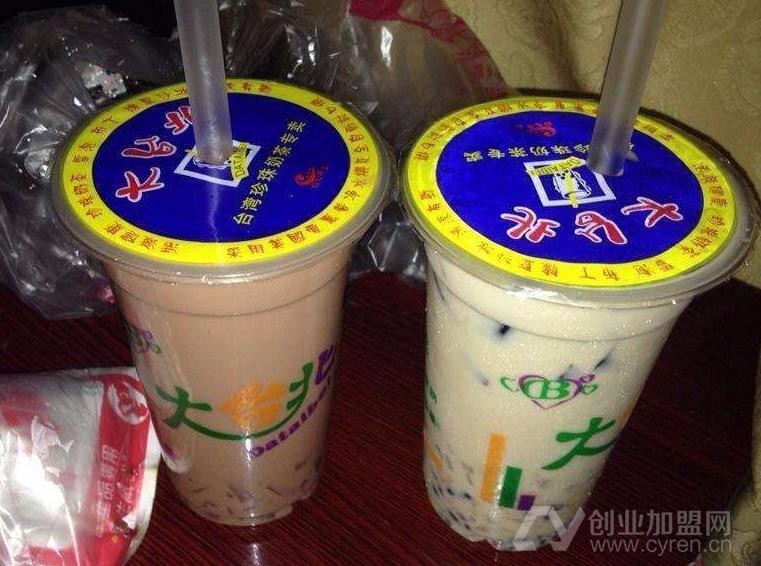 大臺北奶茶加盟