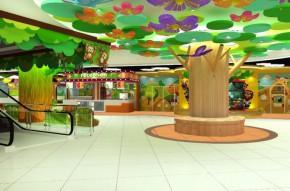 优尔佳儿童乐园——专业设备保障安全