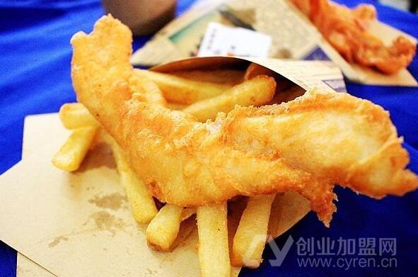 安妮泰迪炸鱼薯条加盟