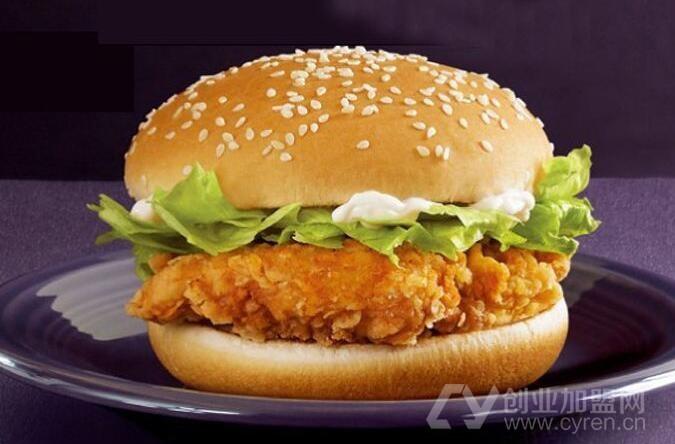 太陽星漢堡加盟