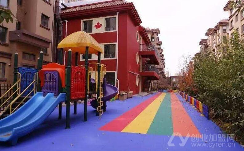 枫叶小熊幼儿园加盟