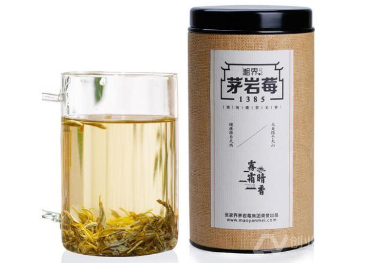 茅巖莓茶加盟