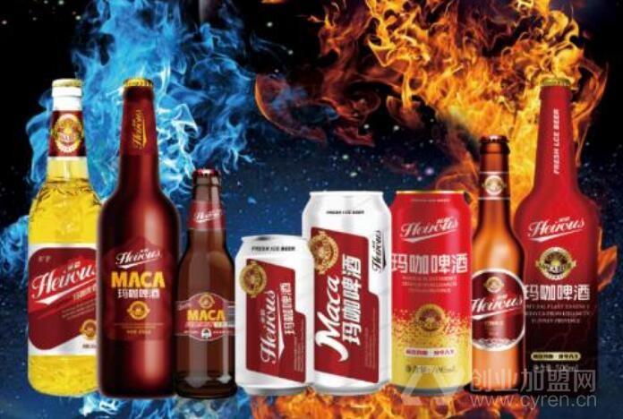 瑪咖啤酒加盟