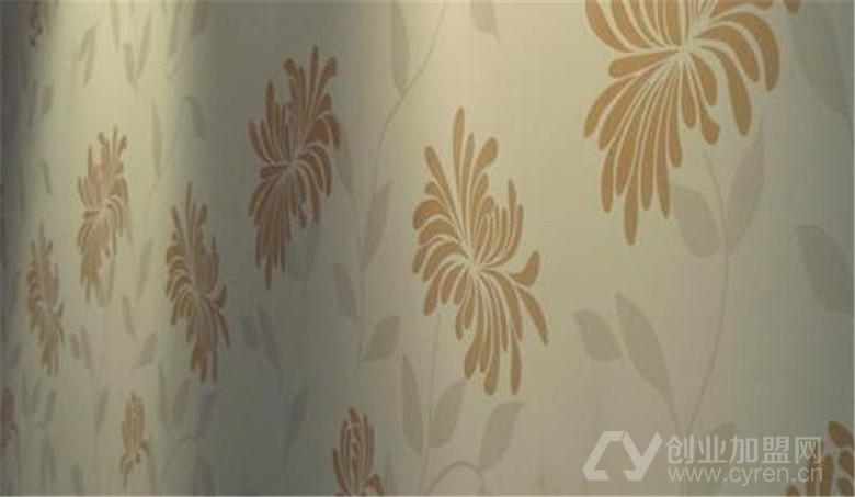 美沃液体墙纸