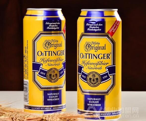 奧丁格啤酒加盟