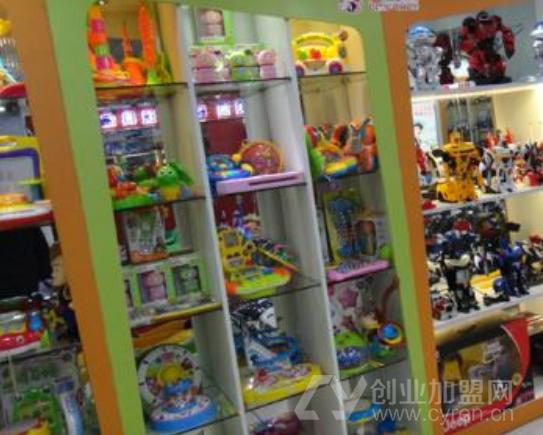 都市貝貝玩具加盟