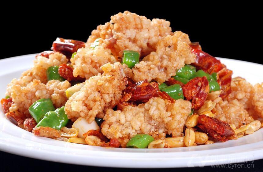 外婆燒中式快餐加盟