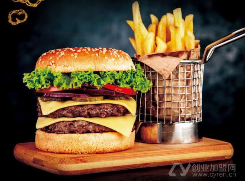 粒薩工坊漢堡加盟