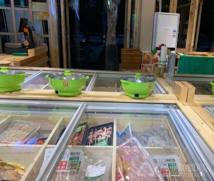 川鍋客火鍋燒烤食材超市加盟
