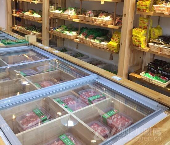 川鍋客火鍋燒烤食材超市